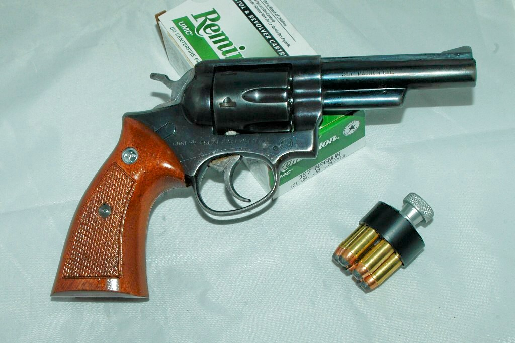 What's your favorite Ruger revolver? - Page 6