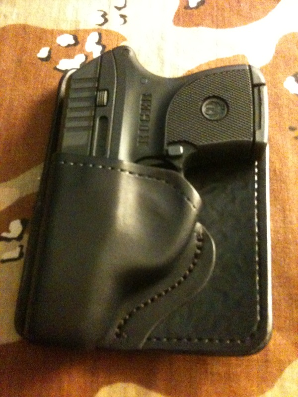First LCP Rear pocket Holster I have ever owned