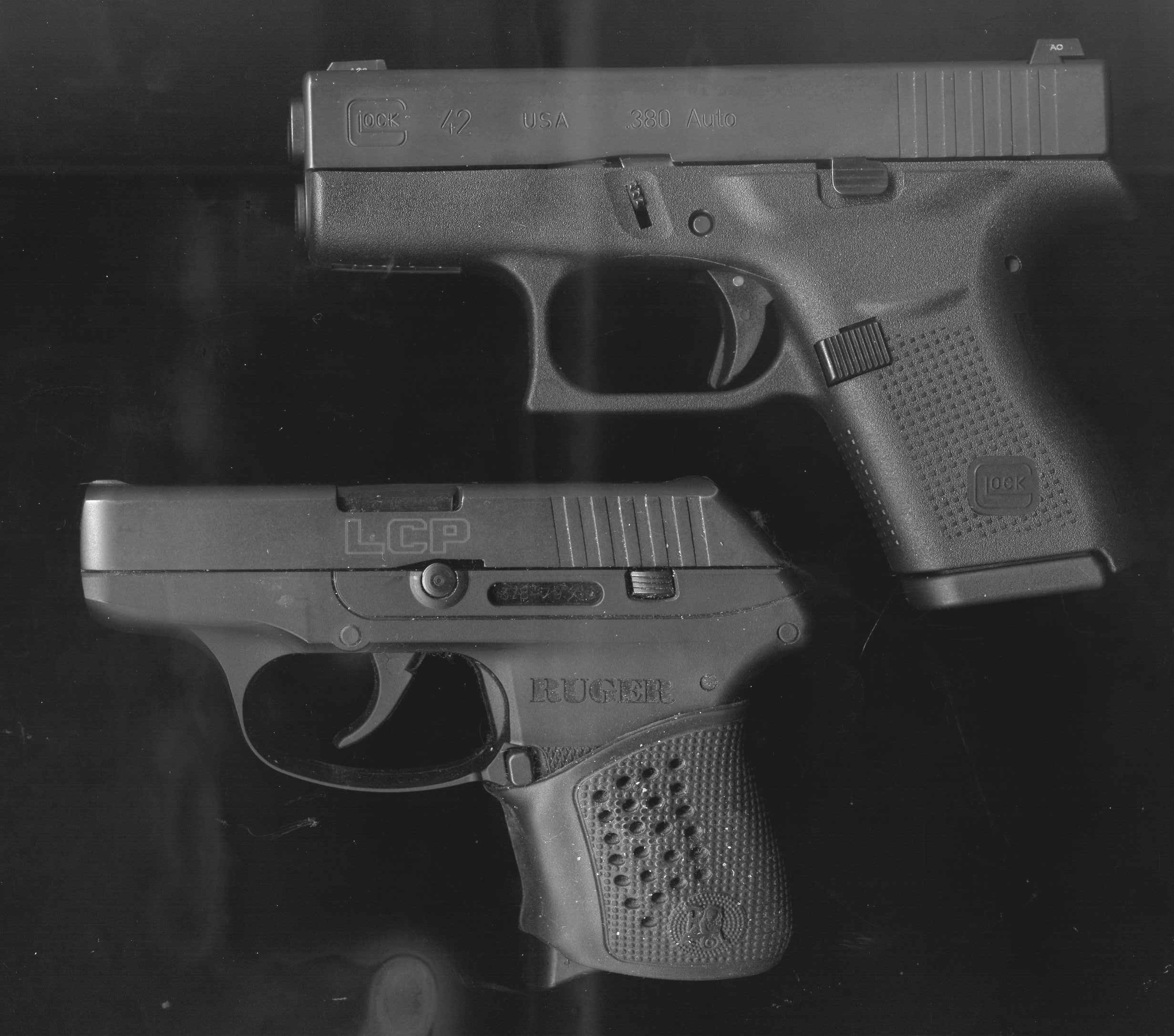 Glock 43 review & range report-g42-wruger-lcp.jpg