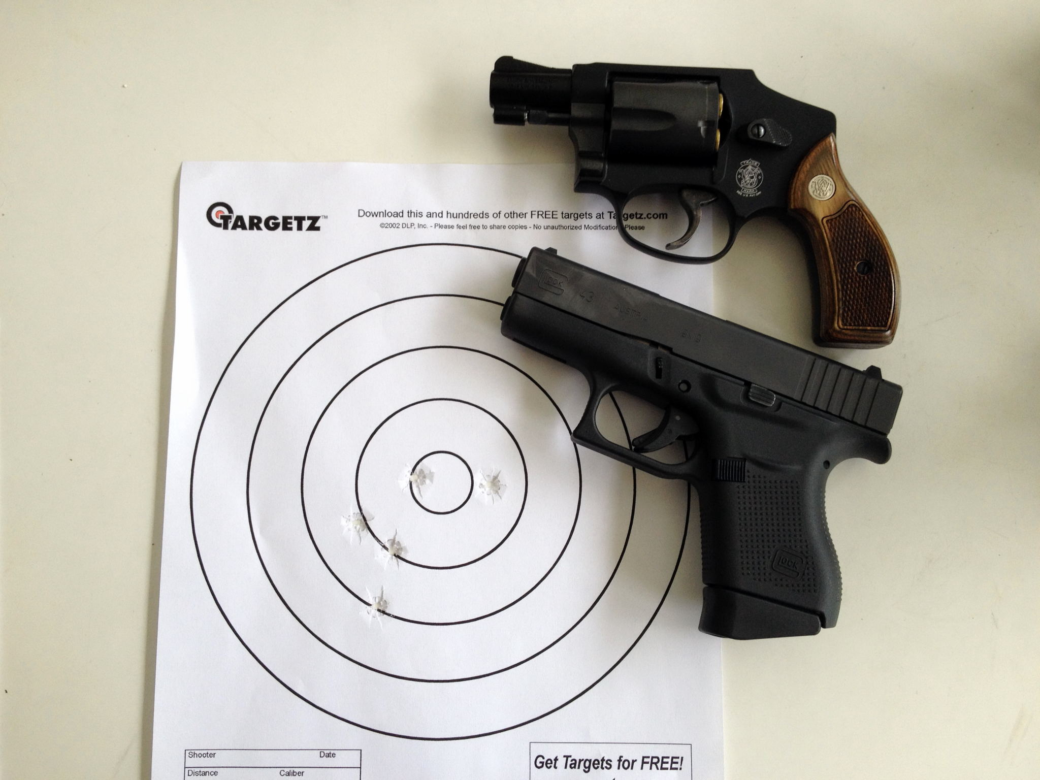 Glock 43 review & range report-glock-43-first-rounds-through-pistol.jpg
