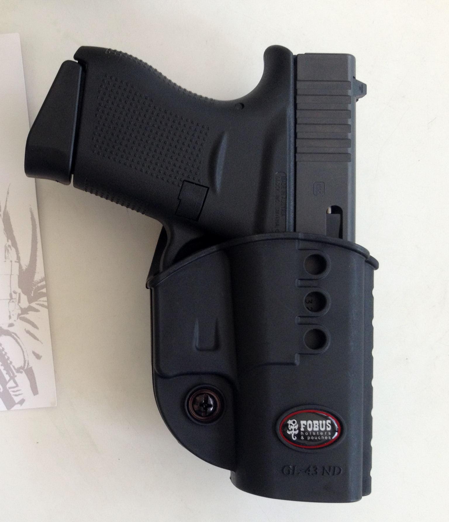 Glock 43 review & range report-glock-43-fobus-belt-holster.jpg