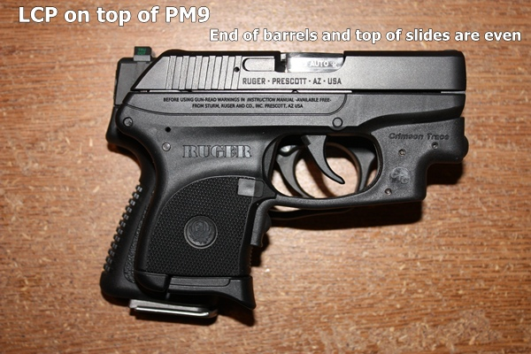 Another New Kahr PM9 Report