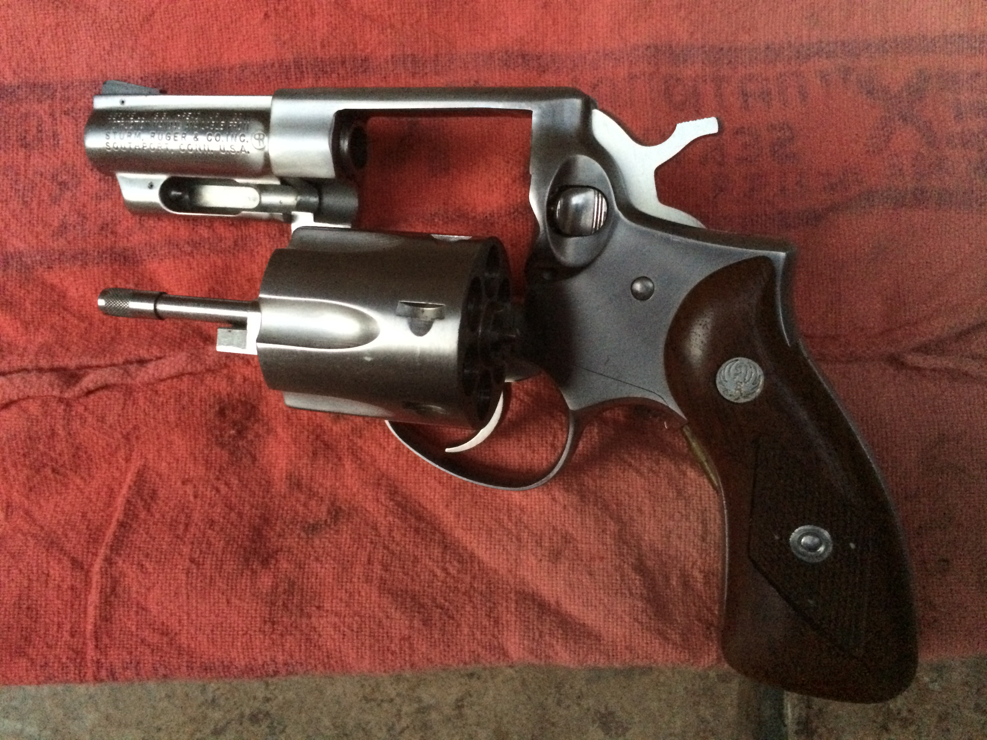 What's your favorite Ruger revolver? - Page 12