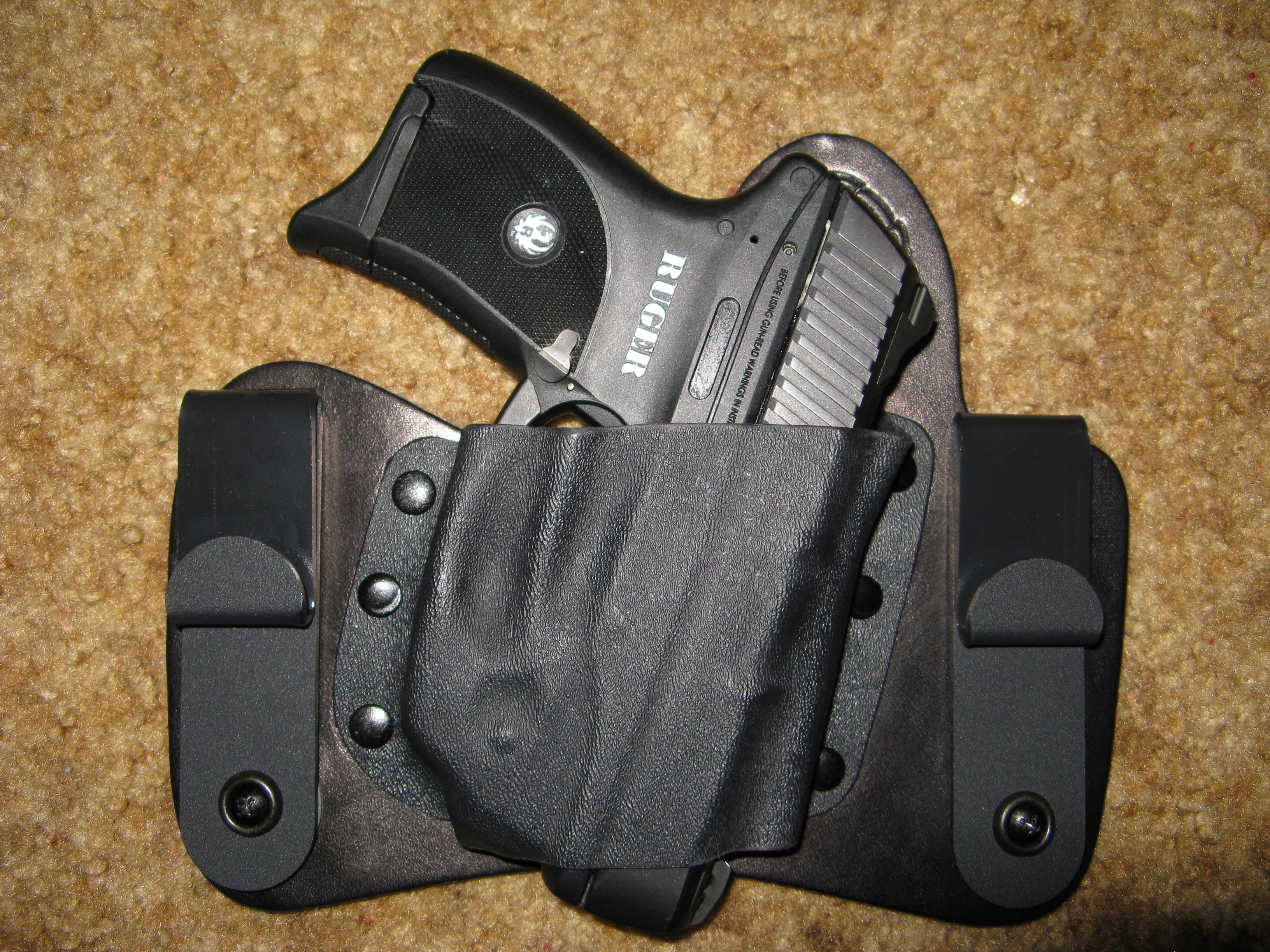 Crossbreed Holster for LC9 - Page 2
