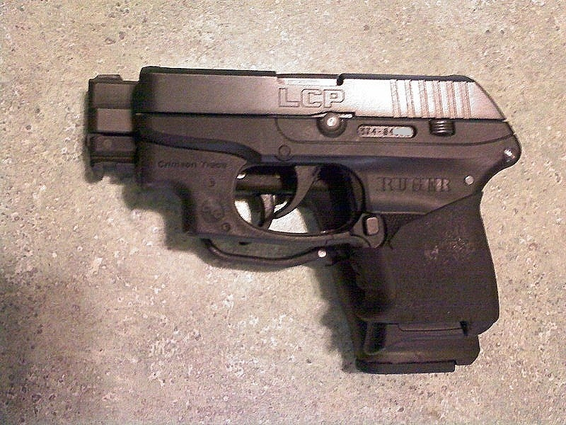 If You Want A 9mm Lcp Follow Me