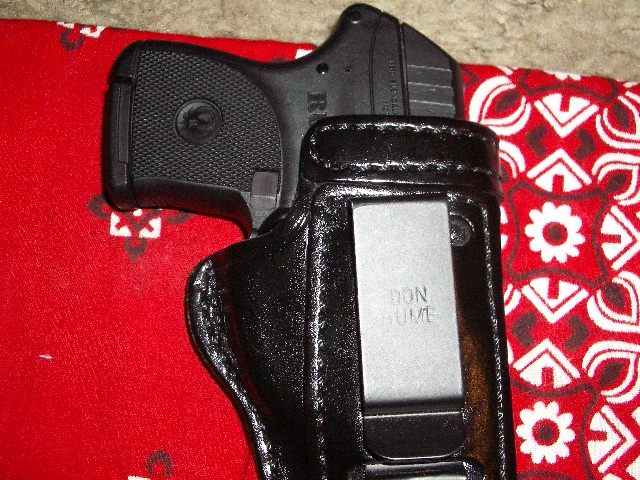 Bought A Don Hume IWB Holster