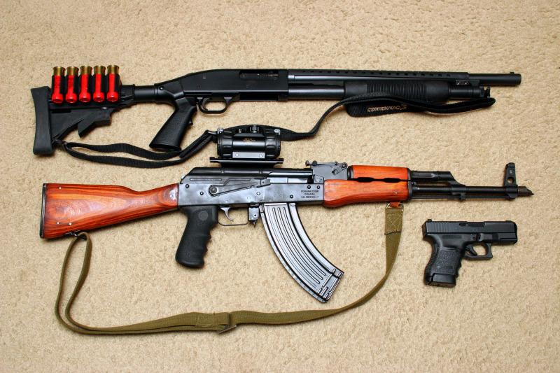 Mossberg Tactical Shotguns Semi Auto Semi-auto Shotgun-shtf